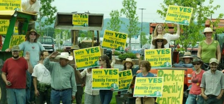 'Tide is Turning' as Oregon Voters Overwhelmingly Approve Ban of GE Crops