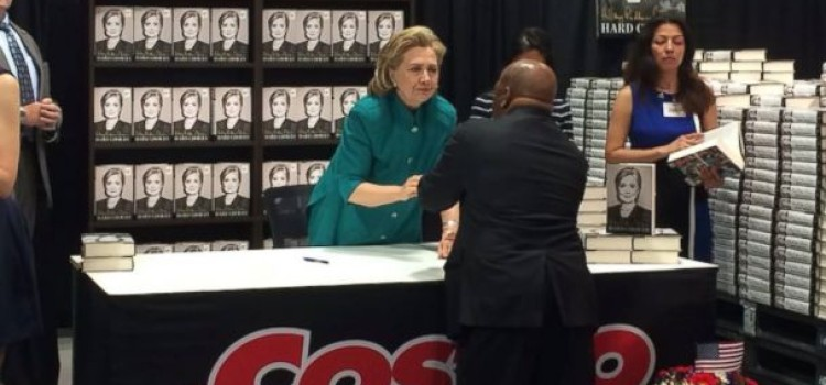 All the Things Hillary Clinton's Book Doesn't Say About Iraq