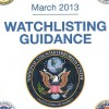 "Source Leaks Secret Guidelines for US Government ""Watchlist"""