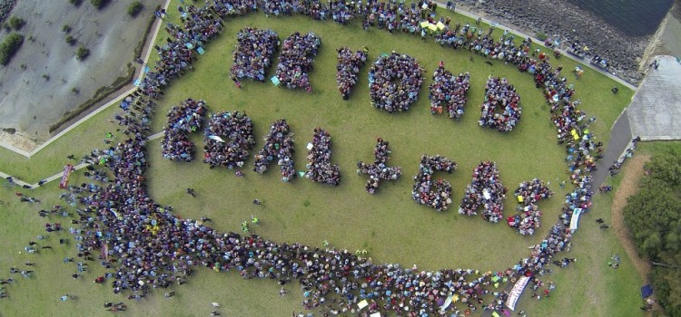 From Rio to London to New Delhi to Melbourne, A Global Call for Climate Action