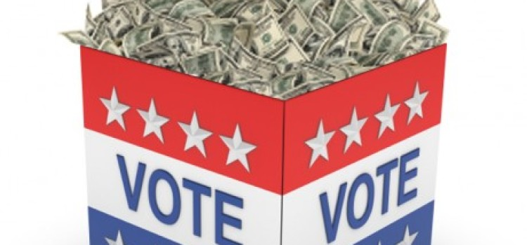 Sweet spends big as election nears