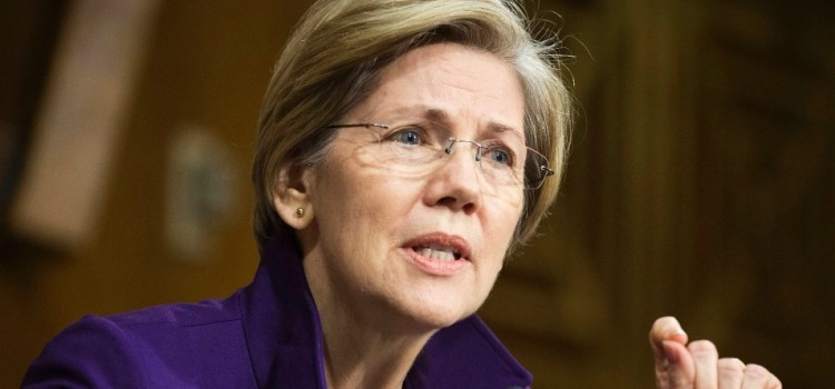 What Is She Doing Right? Report Says Wall Street Ready to Punish Dems over Elizabeth Warren