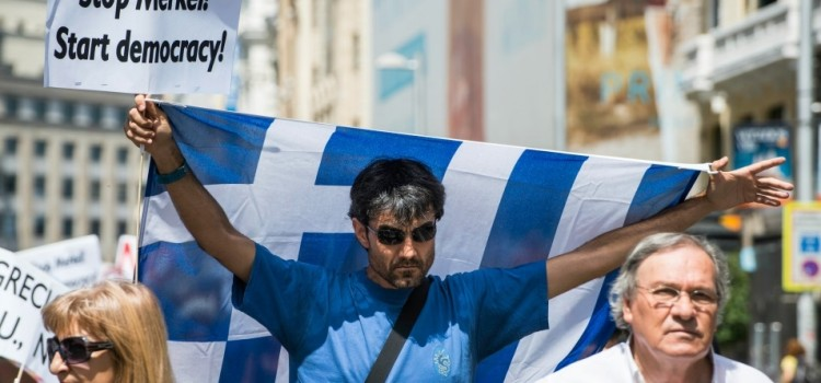 'Austerity Has Won': Greece Submits to Divisive Reforms