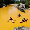 EPA Causes Massive Mine Waste Spill in Colorado That Turns River Orange