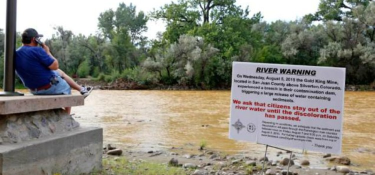 Fallout Continues Over Colorado Mine Spill, Three Times Larger Than Stated