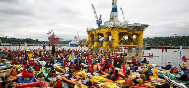 Shell Cuts Off ALEC, But Greenpeace Says PR Stunt Won't Save Arctic
