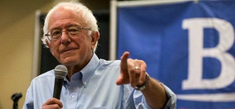 Sanders' Climate Revolution Would Cut 80% of Emissions by 2050