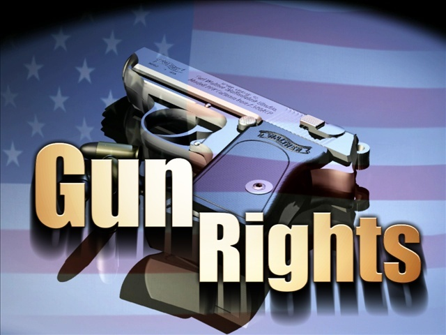 gun rights Gun rights advocate and author john lott, gun owners of america executive director larry pratt, and others speak about second amendment rights, including.