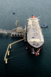 PNG_LNG_Spirit_Hela_May2014 first shipment to Japan