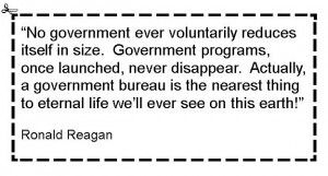 Reagan - Immortal Government
